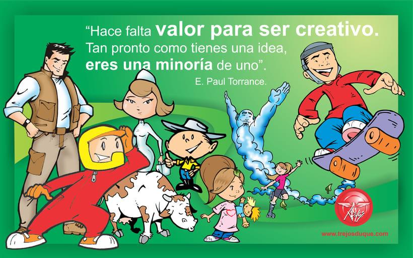 Ilustración - Diseño Gráfico - Publicidad visual - Gabriel trejos Duque  7