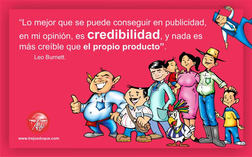 Ilustración - Diseño Gráfico - Publicidad visual - Gabriel trejos Duque  8