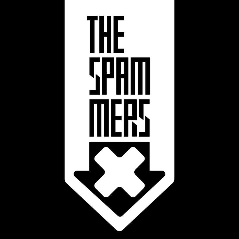 The Spammers isologo 9