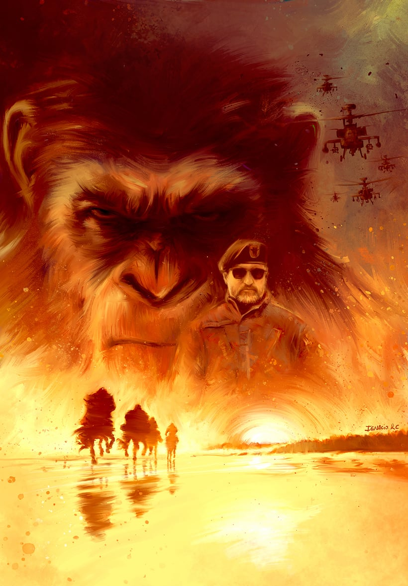 War for the Planet of the Apes 0