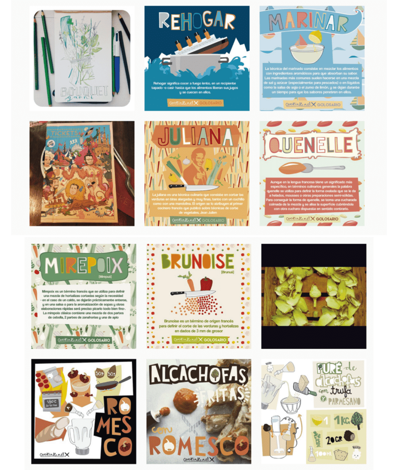 COOKINK: Gastronomy and Graphisme 6