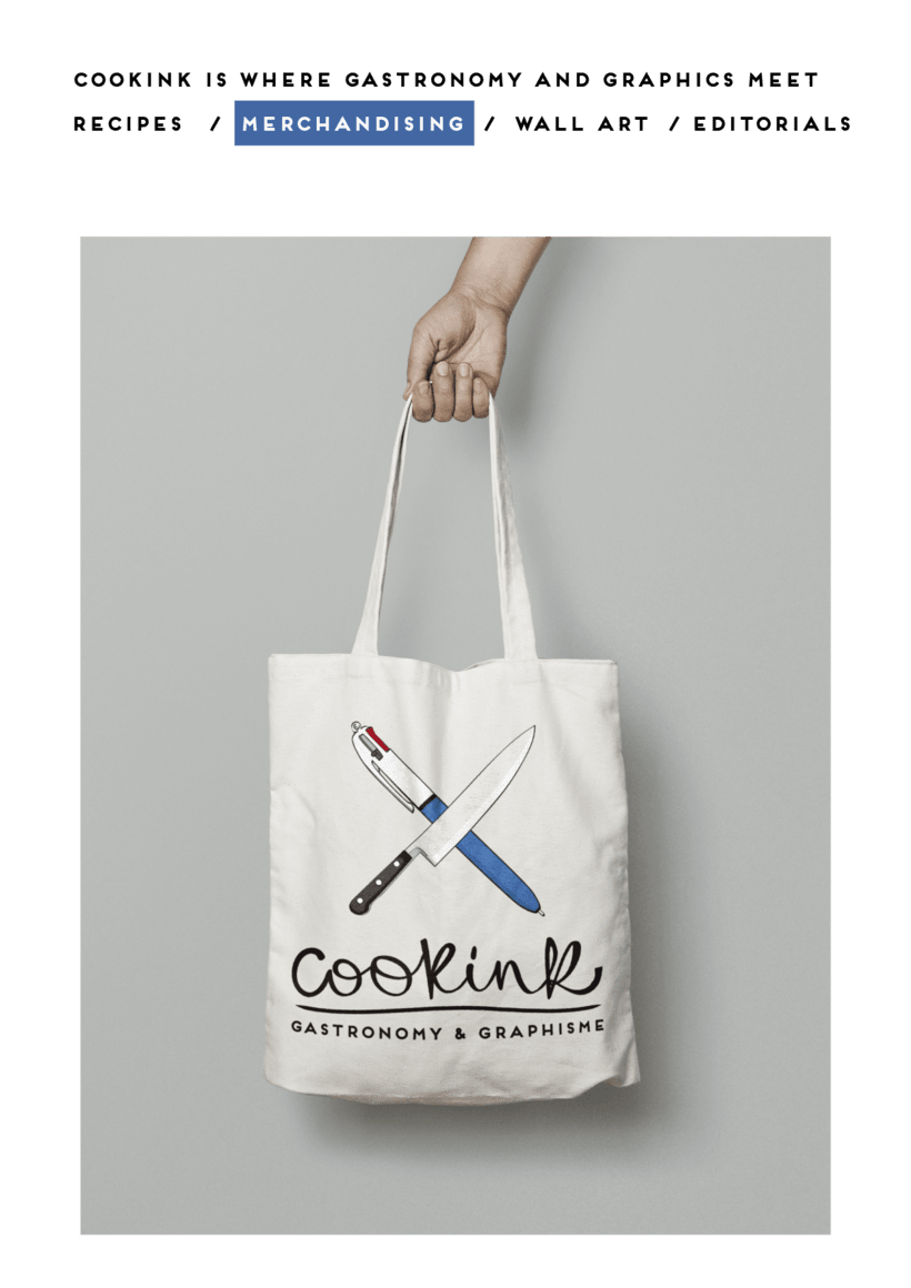 COOKINK: Gastronomy and Graphisme 11