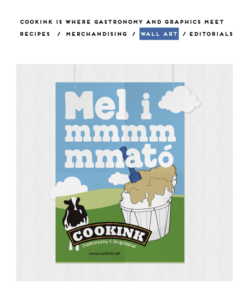 COOKINK: Gastronomy and Graphisme 14