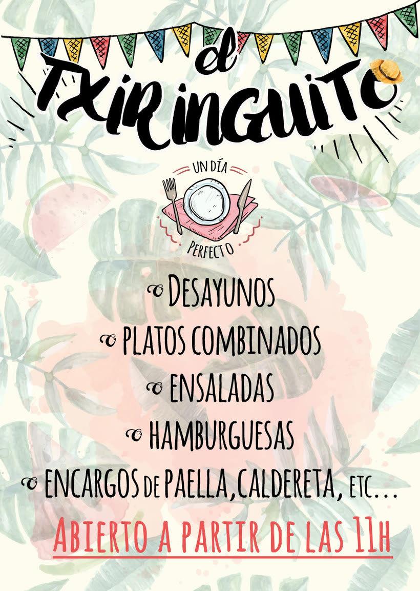 El Txiringuito (Piscinas naturales de Serranillos - Ávila) 1