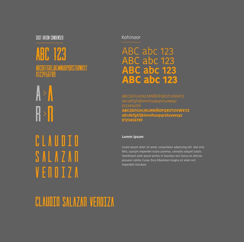 Claudio Salazar / Personal Branding 5