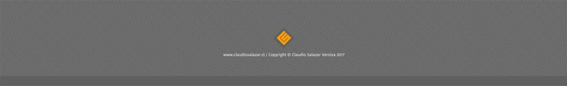 Claudio Salazar / Personal Branding 8