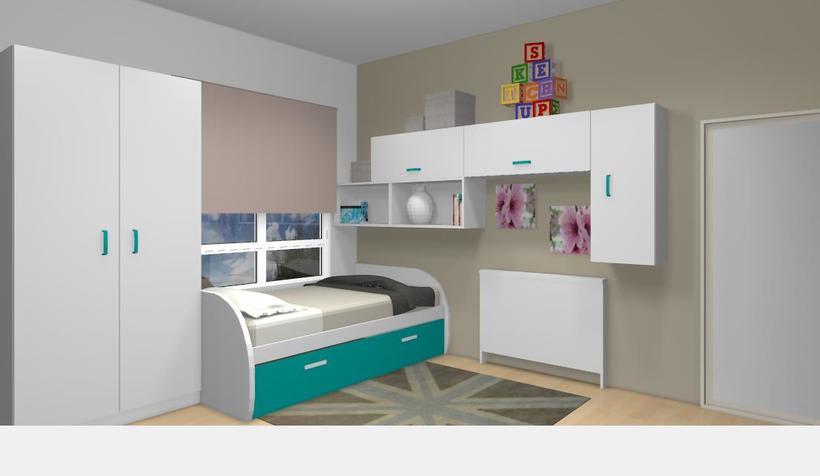 Dormitorio juvenil 0