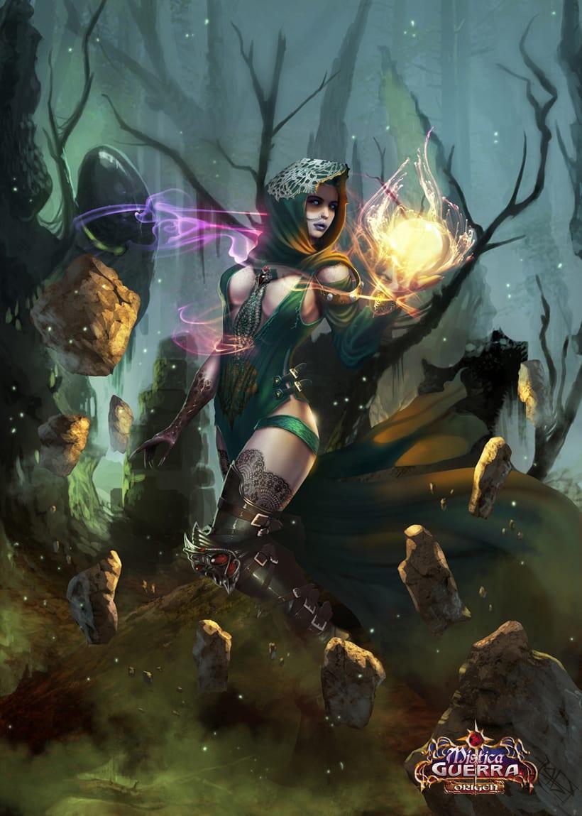 Conjuradora exiliada -1