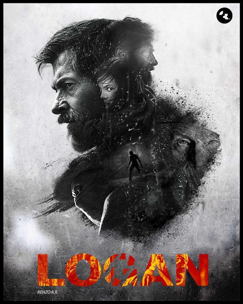 Logan / fan art -1