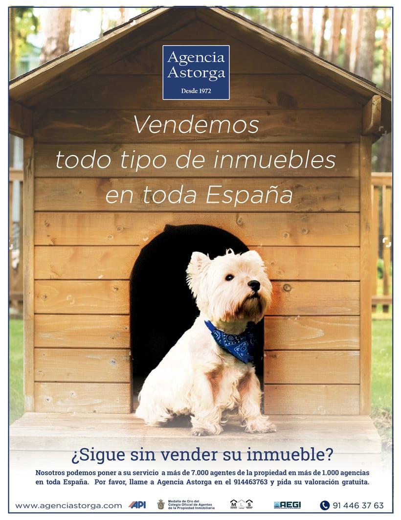 Campaña Prensa para Inmobiliaria 1