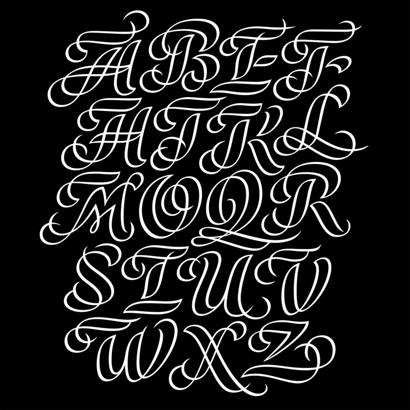 ALL EYES ON TYPE – Exhibition 0