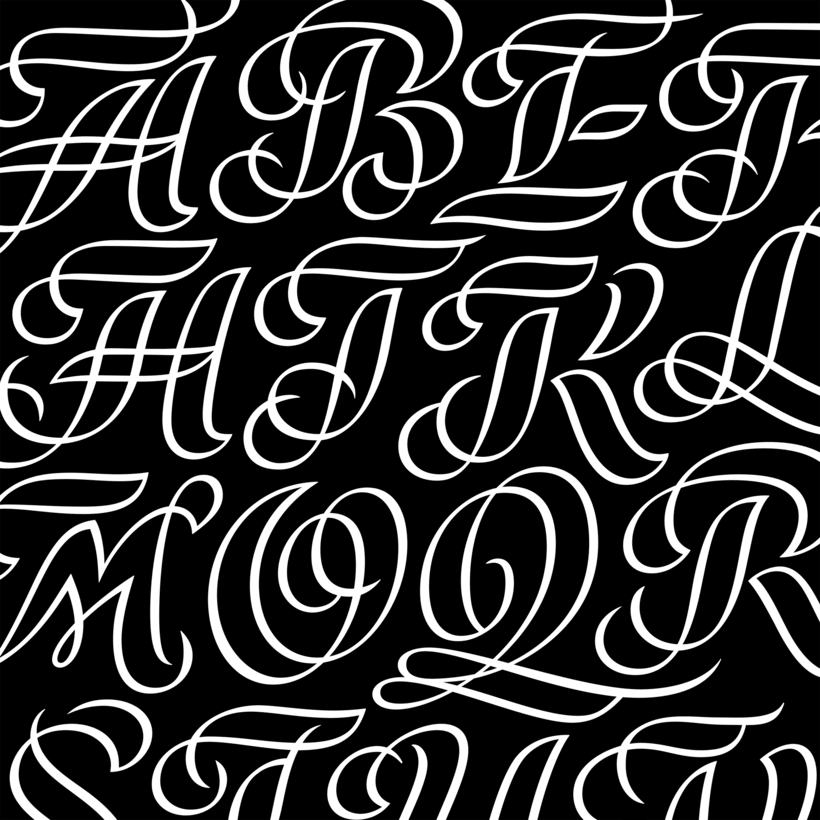 ALL EYES ON TYPE – Exhibition 1