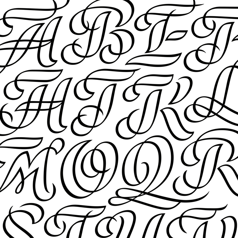 ALL EYES ON TYPE – Exhibition 3