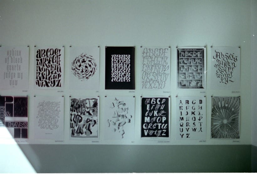 ALL EYES ON TYPE – Exhibition 9