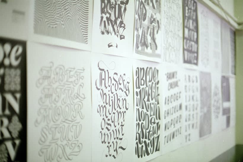 ALL EYES ON TYPE – Exhibition 10