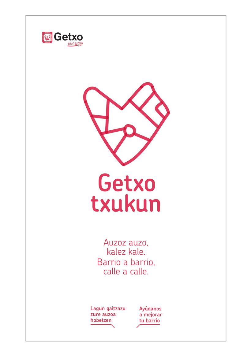 Getxo Txukun - Creación de Identidad Visual y Diseño de pieza informativa 5
