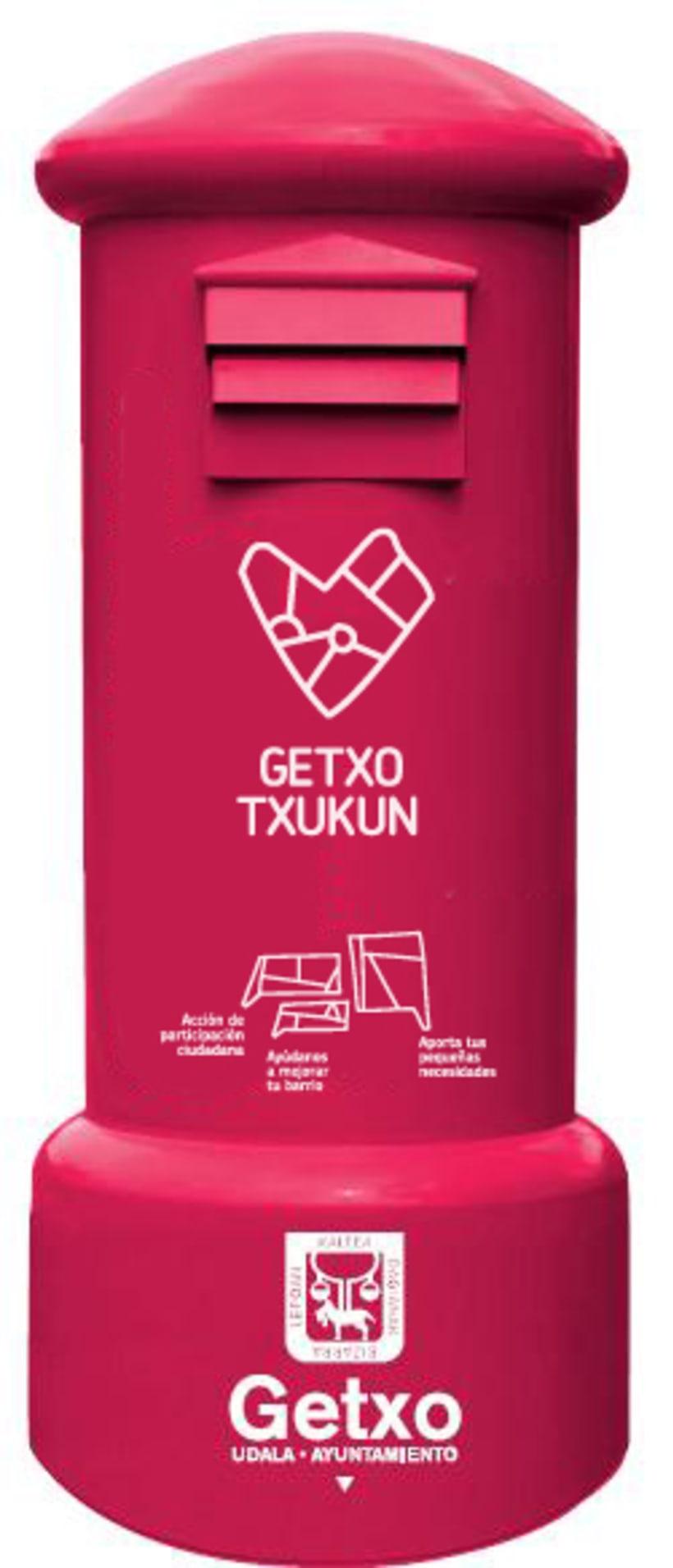 Getxo Txukun - Creación de Identidad Visual y Diseño de pieza informativa 7