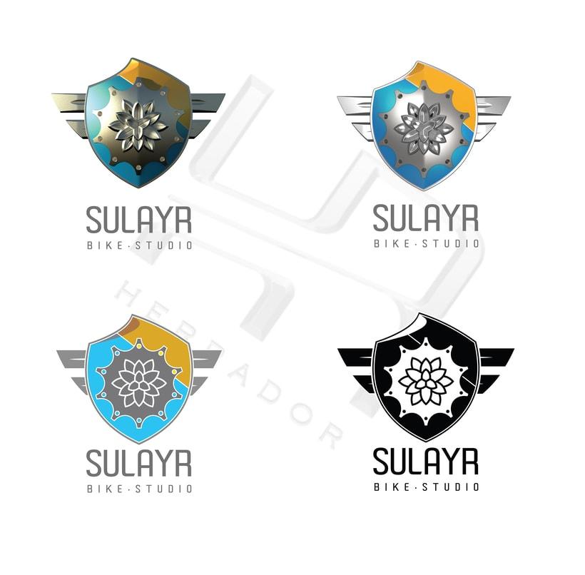 Logotipo Sulayr Bike Studio 1
