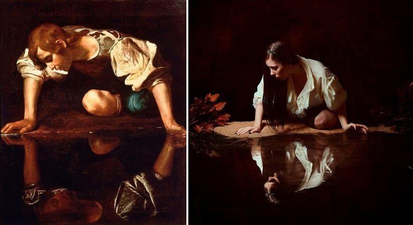 Fotografiando al estilo Caravaggio 3