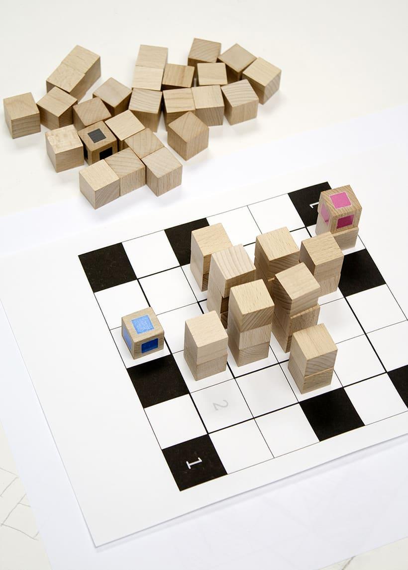 Nocity. Un juego de mesa 14