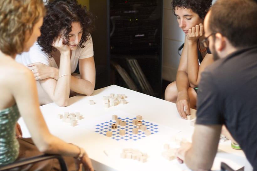 Nocity. Un juego de mesa 16