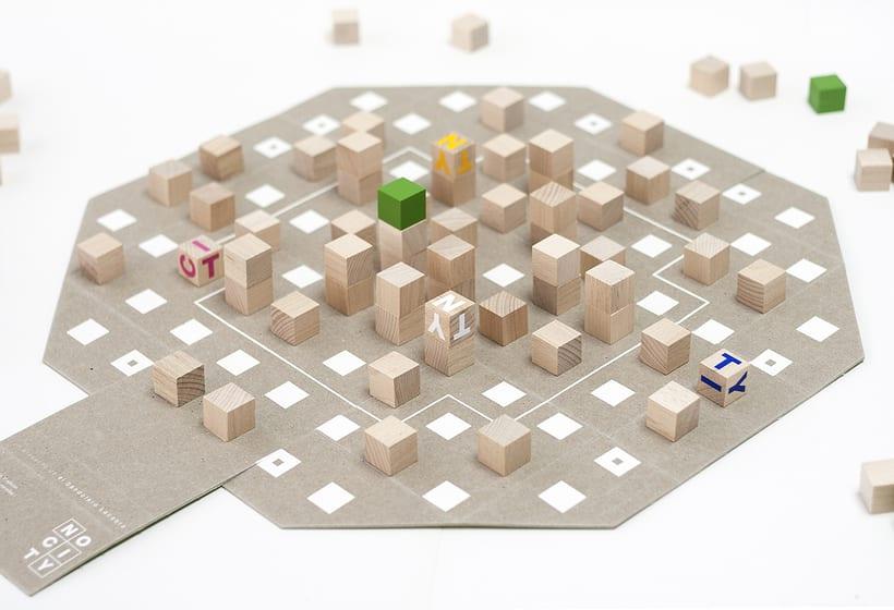 Nocity. Un juego de mesa 20