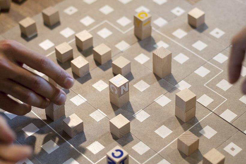 Nocity. Un juego de mesa 24
