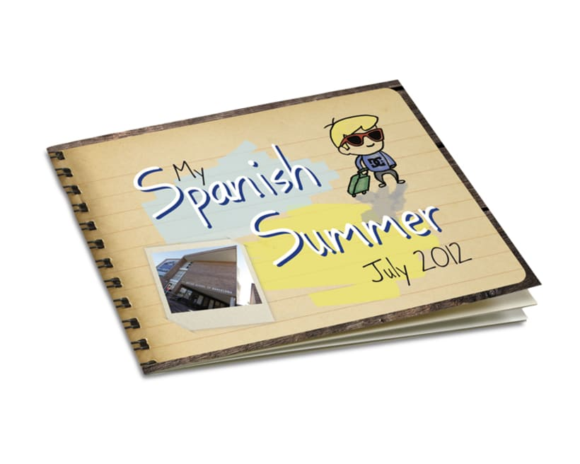 The British School of Barcelona - Spanish Summer -1