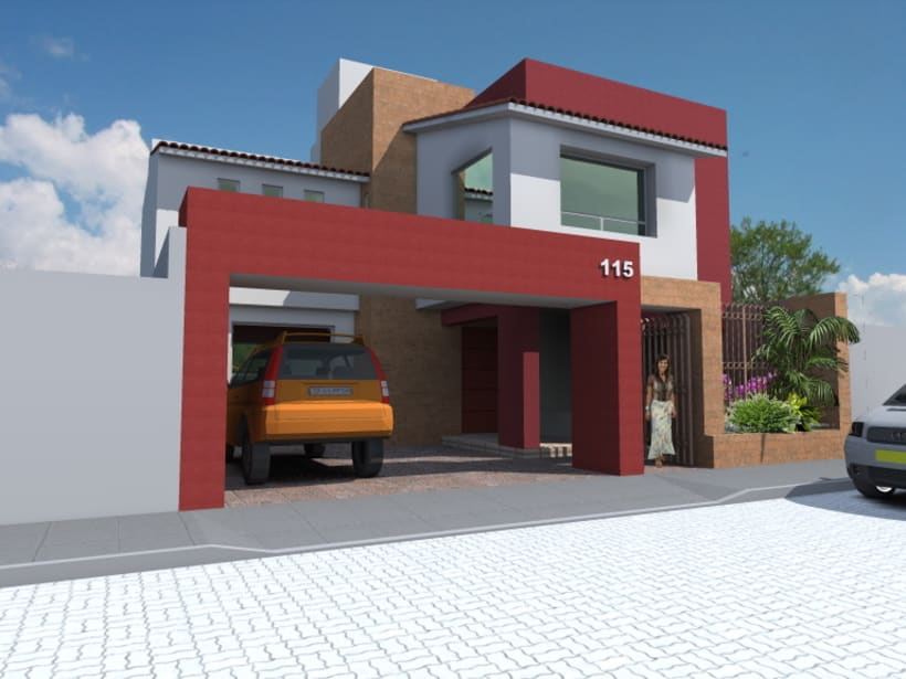 PROYECTO: CASA HOWLAND -1