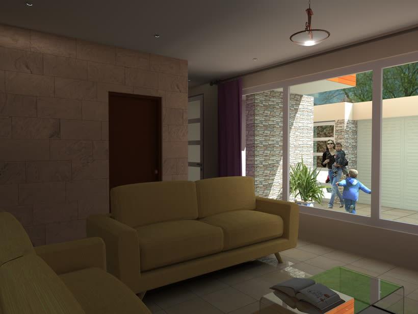Proyecto casa habitaci n domestika for Proyecto casa habitacion minimalista