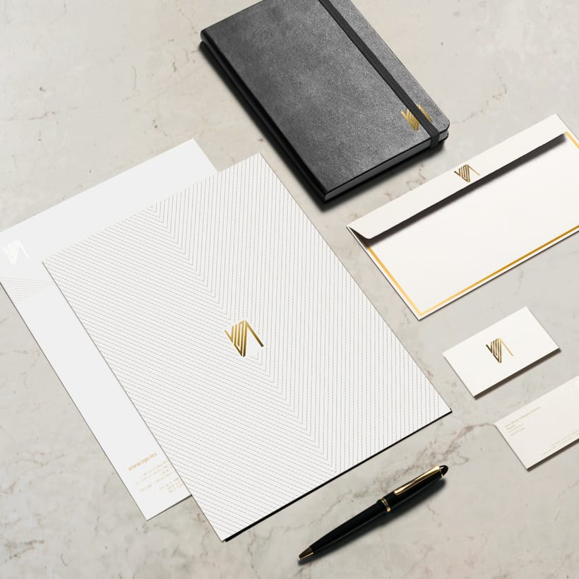 Vga - Branding  & UI Design  3