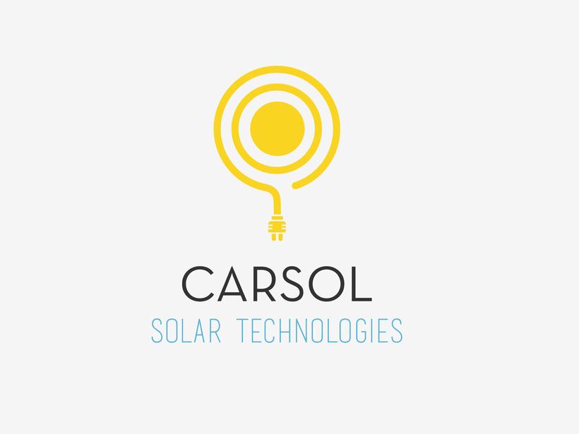 Carsol es una empresa que se dedica a la venta e instalación de paneles solares. -1