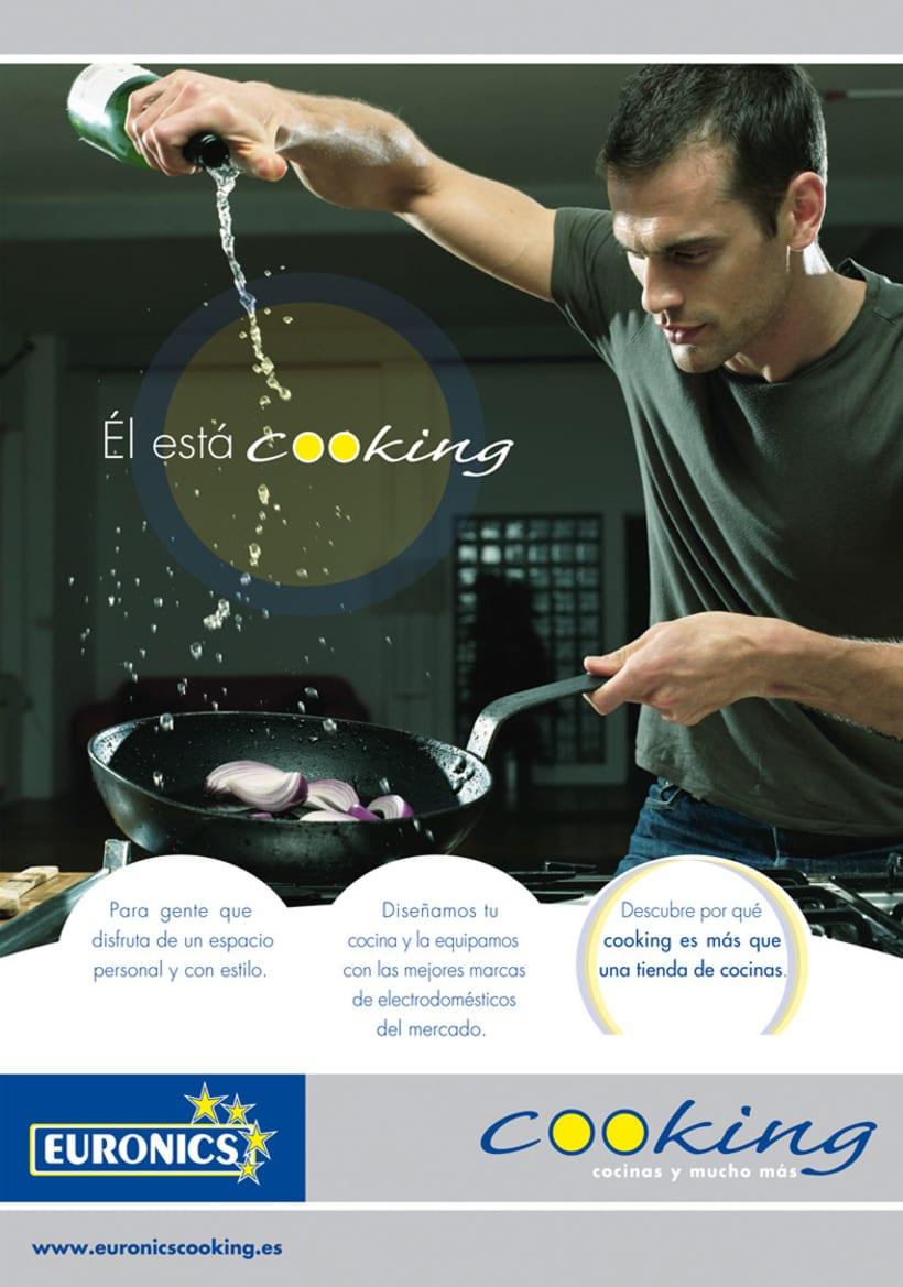 Euronics Cooking -1