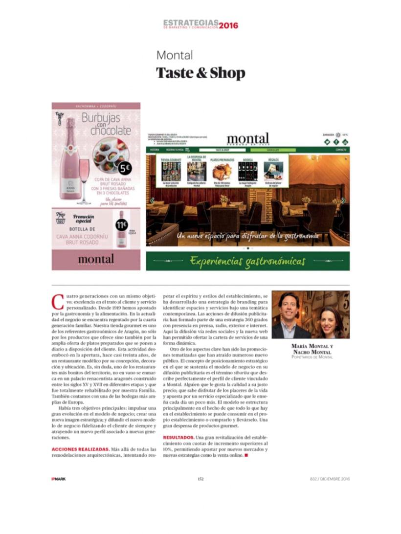 La Despensa de Montal. Taste&Shop 1