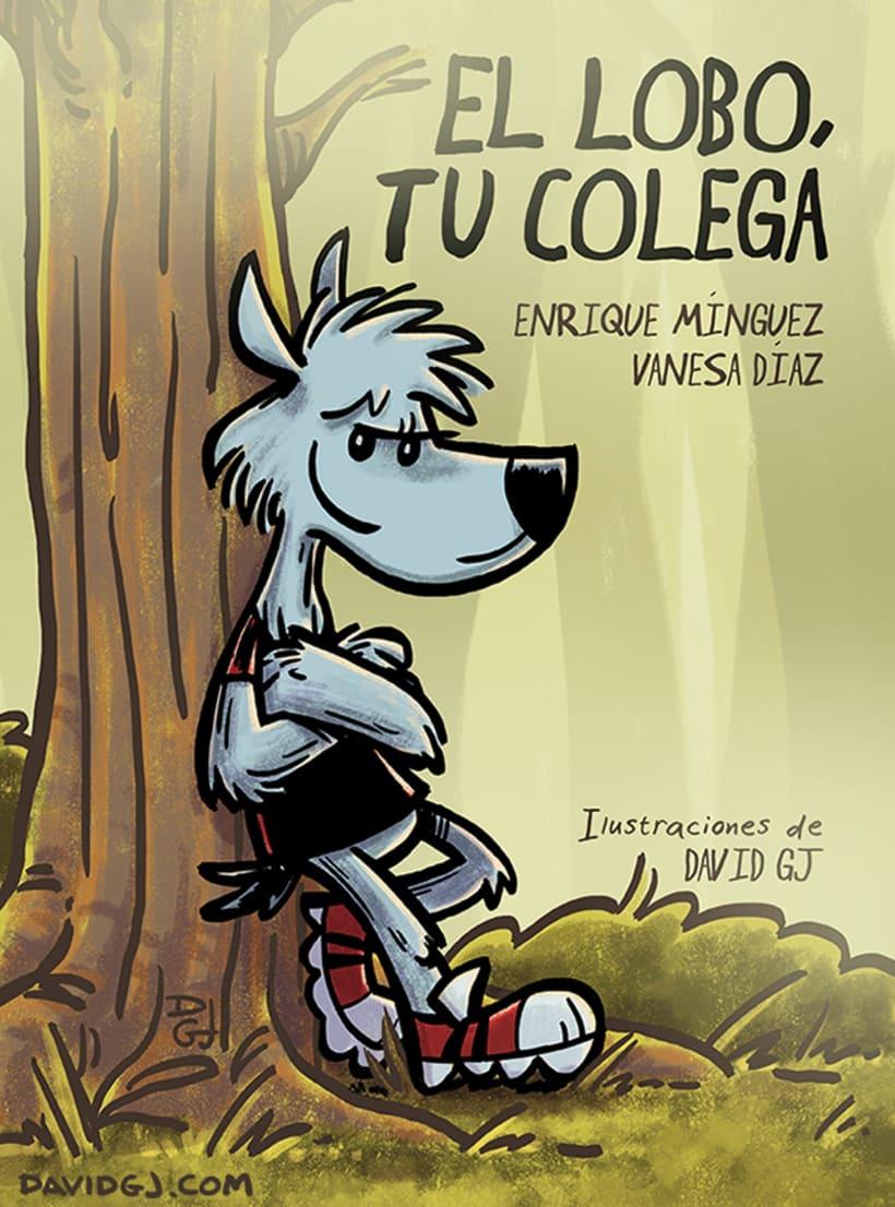 El Lobo, Tu Colega 0