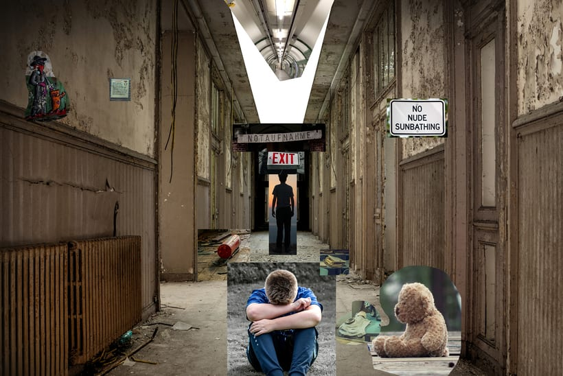 Evil asylum 5