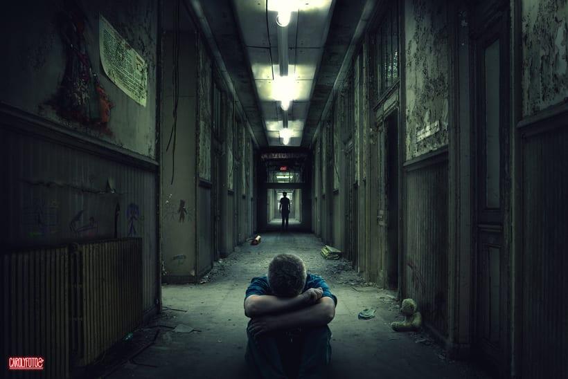 Evil asylum 12