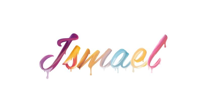 Ismael Paint -1
