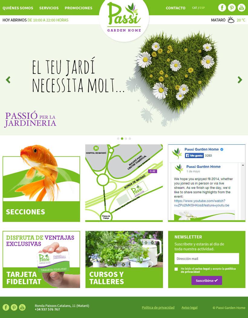 Passi Garden Home 3