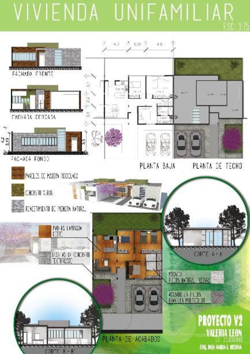 Arquitectura Residencial  1