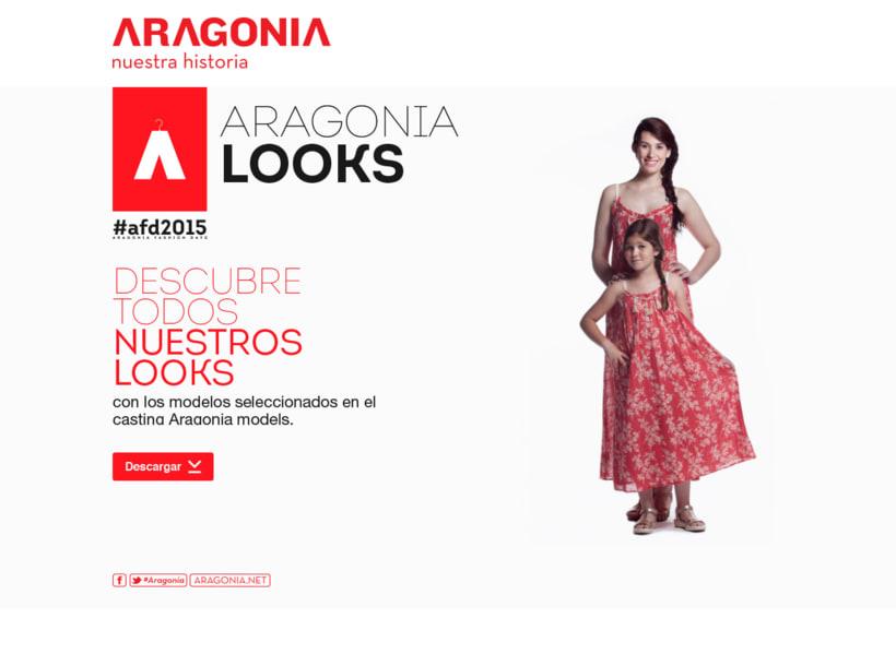 CC Aragonia. Aragonia Fashion Days 2015 2