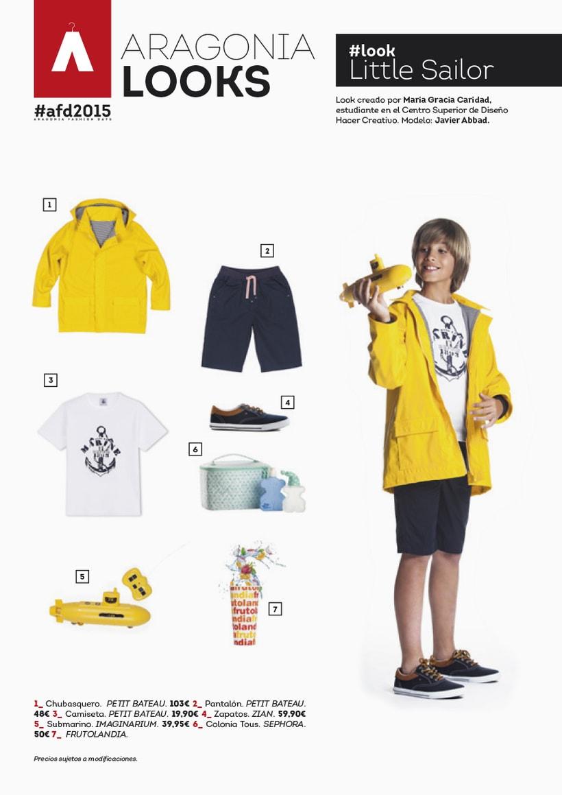 CC Aragonia. Aragonia Fashion Days 2015 4