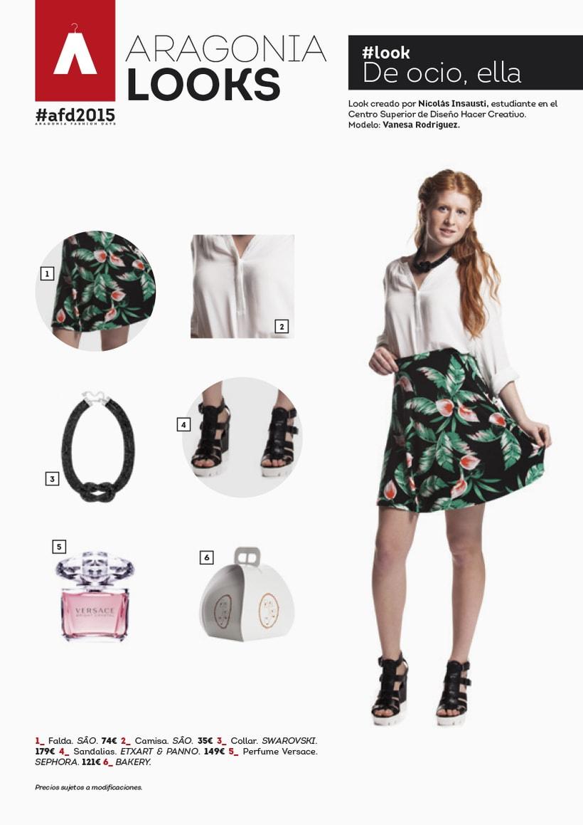 CC Aragonia. Aragonia Fashion Days 2015 9