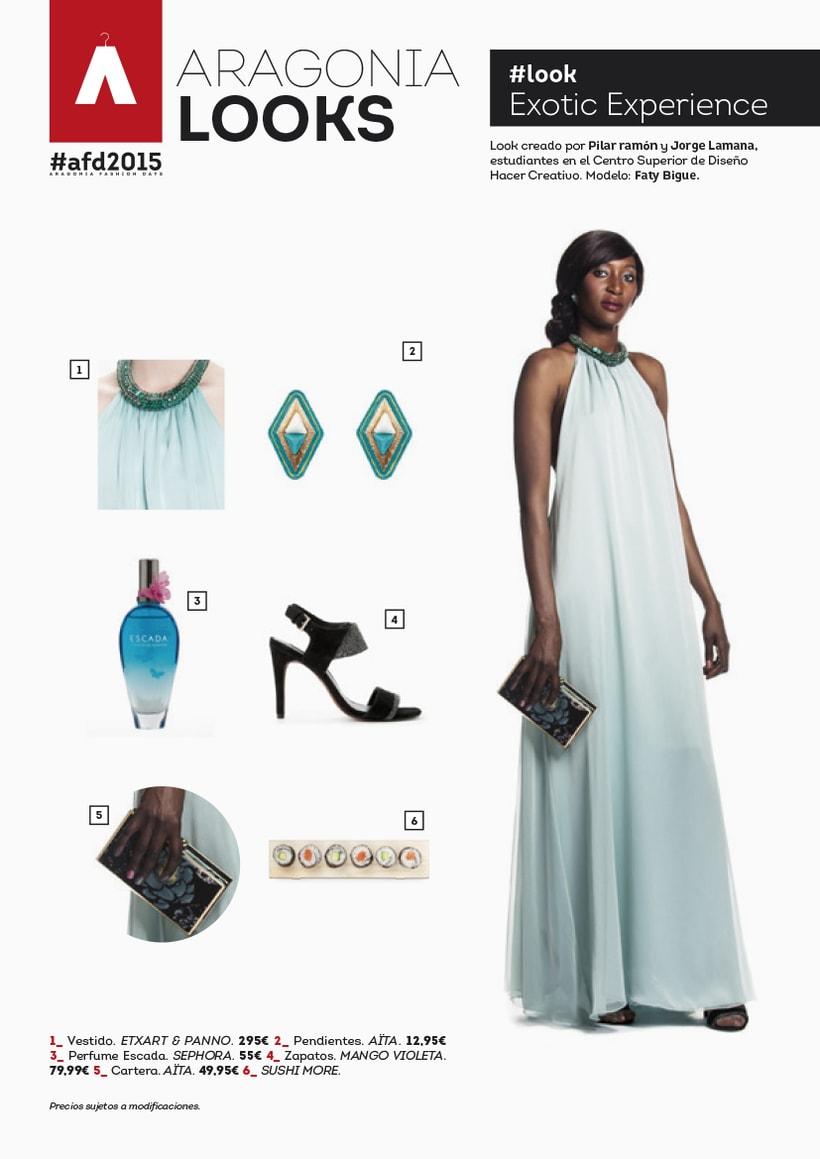 CC Aragonia. Aragonia Fashion Days 2015 10