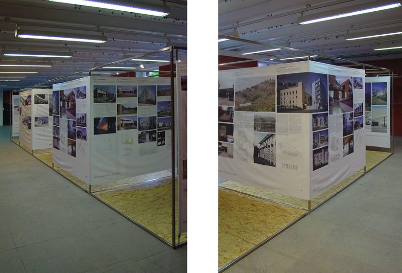 IV Biennal d'Arquitectura Alejandro de la Sota  1