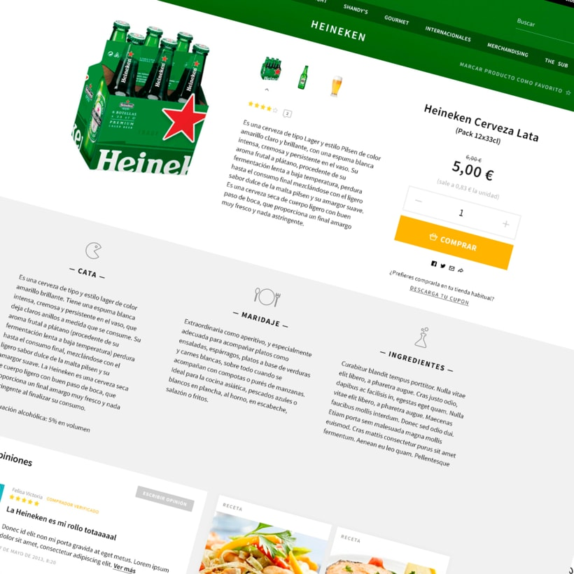 Propuesta Heineken LetsBeer 5