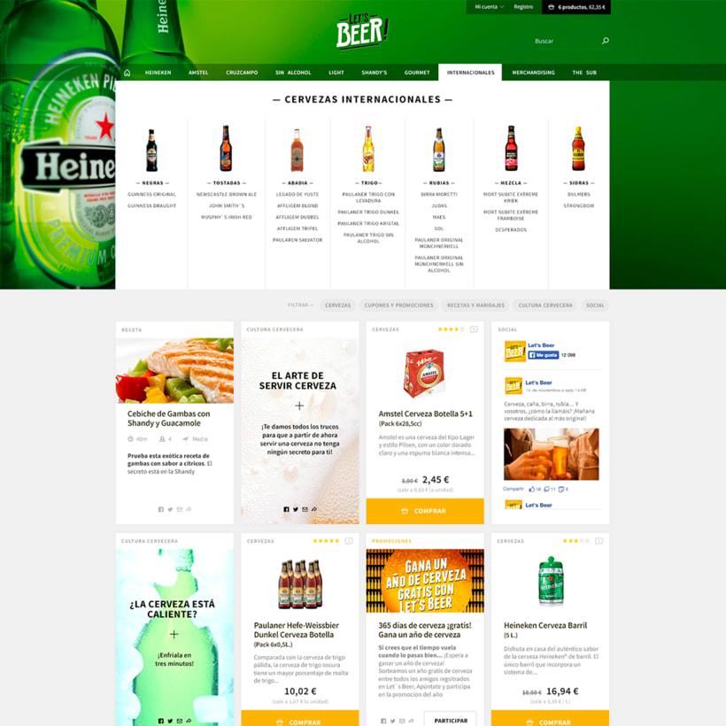 Propuesta Heineken LetsBeer 3