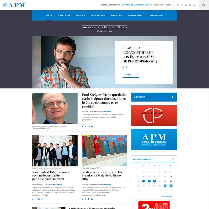 APM Asociación de la Prensa de Madrid 4