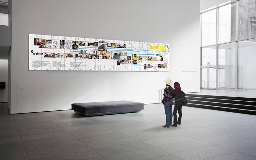 La Bauhaus en el Tiempo. 1919-1933 0
