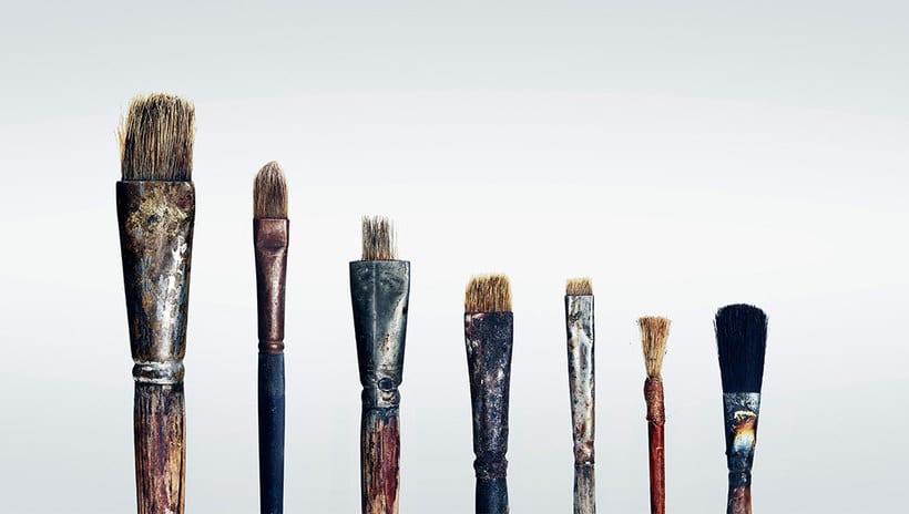 Adobe digitaliza y comparte los pinceles de 'El grito' de Munch 5